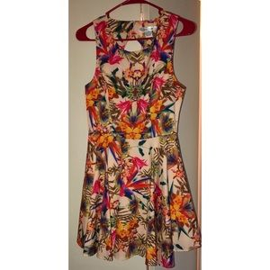 Dresses & Skirts - Floral Prom/Graduation/Everyday Colorful Dress